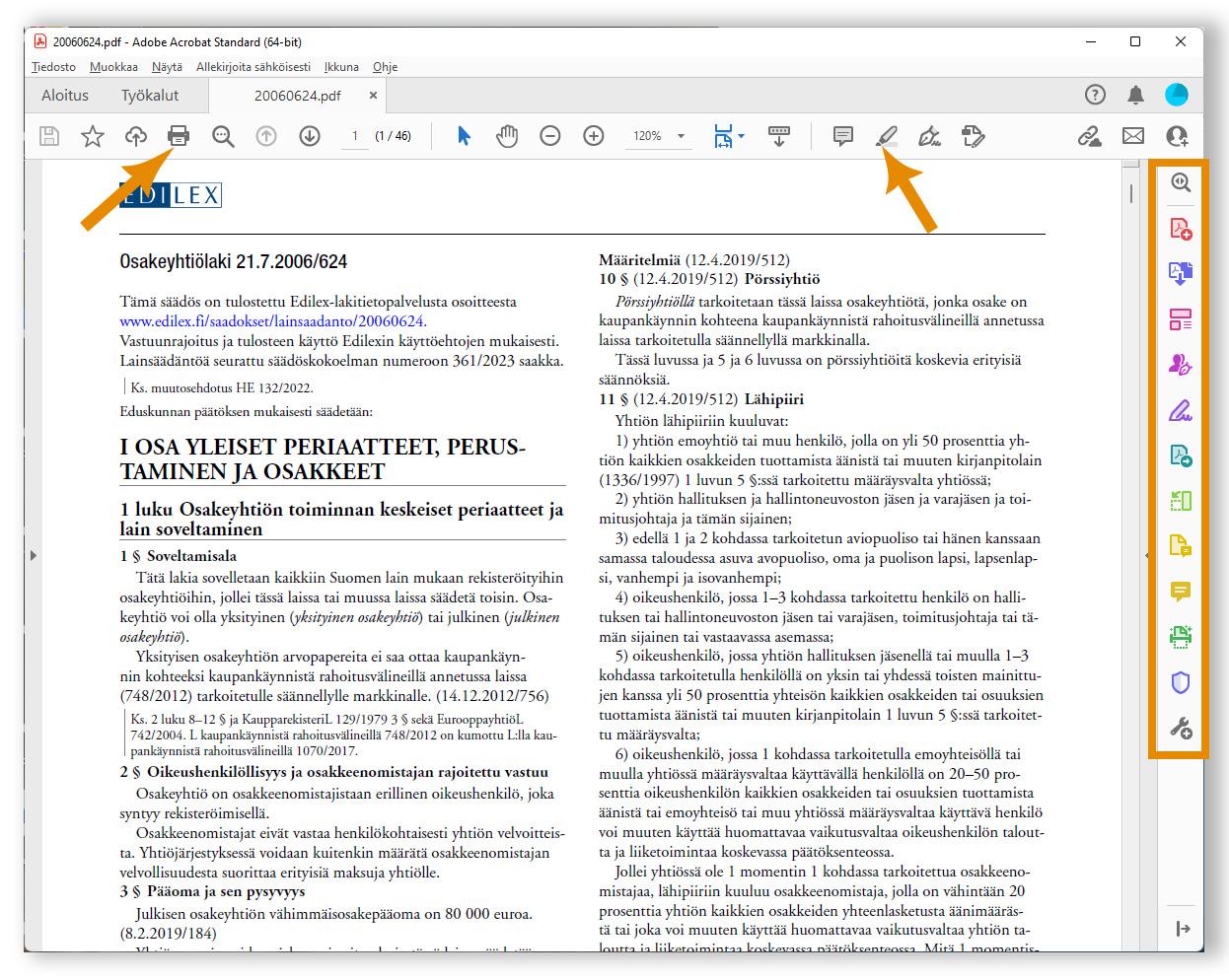 Säädöksen pdf-versio